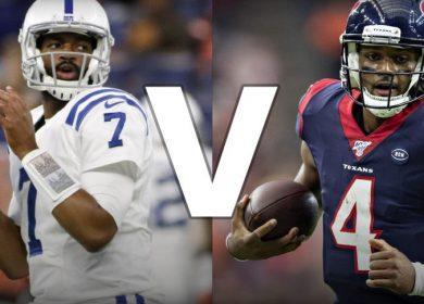 Colts y Texans abren la semana 12 este jueves