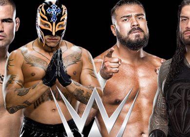 ¡VIENEN CAIN VELÁSQUEZ Y REY MYSTERIO! ANUNCIAN CARTELERA PARA WWE MÉXICO 2019