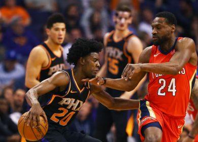 New Orleans Pelicans @ Phoenix Suns USA / NBA