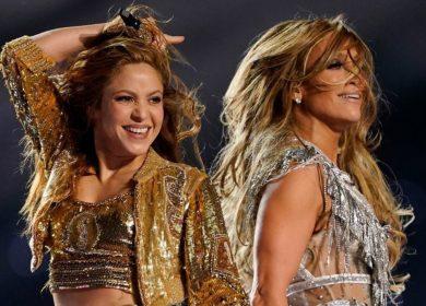'Que se vayan a México'; Show de Shakira y JLo en SB divide en EE.UU. y es criticado por la extrema derecha