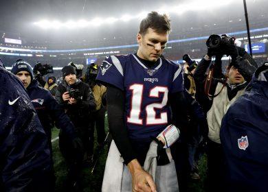 Tom Brady se despide de los Patriots de Nueva Inglaterra