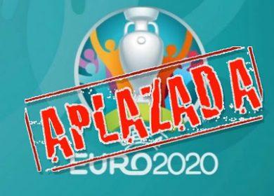 ¡Es un hecho! UEFA pospone la Eurocopa de este año al 2021 por Covid-19