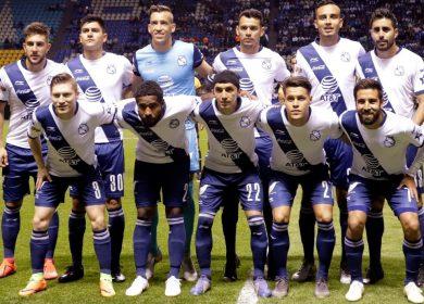 Ningún jugador del Puebla ha presentado síntomas de COVID-19